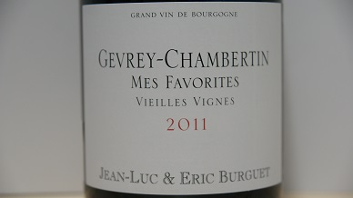 Gevrey Chambertin Mes Favorites