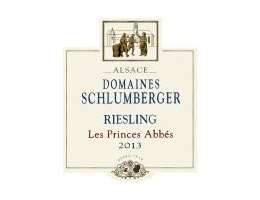 Les Prince Abbes Riesling2013