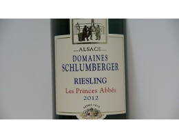 Les Princes Abbes Riesling