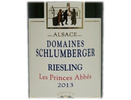 Les Princes Abbes Riesling(2013)